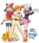 Which girl pokemon trainer would date you   YouThink com