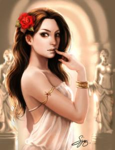 Greek Goddesses Aphrodite