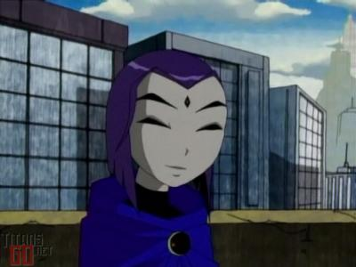Which Teen Titan Girl Are You? Raven. Personality Test Results